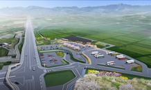 7月にオープンする道の駅「ヘルシーテラス佐久南」のイメージ